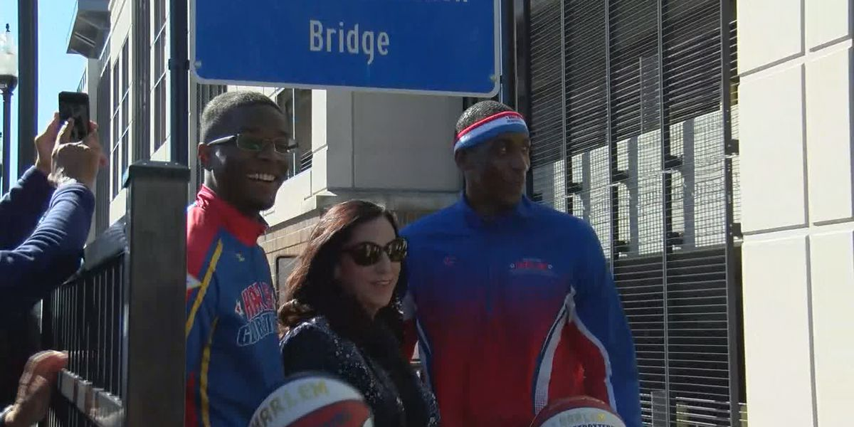 Wilmington dedicates bridge to memory of basketball legend Meadowlark Lemon