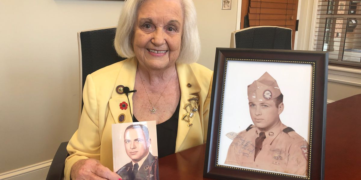 'It's not about picnics': A war widow has a message for Americans on Memorial Day