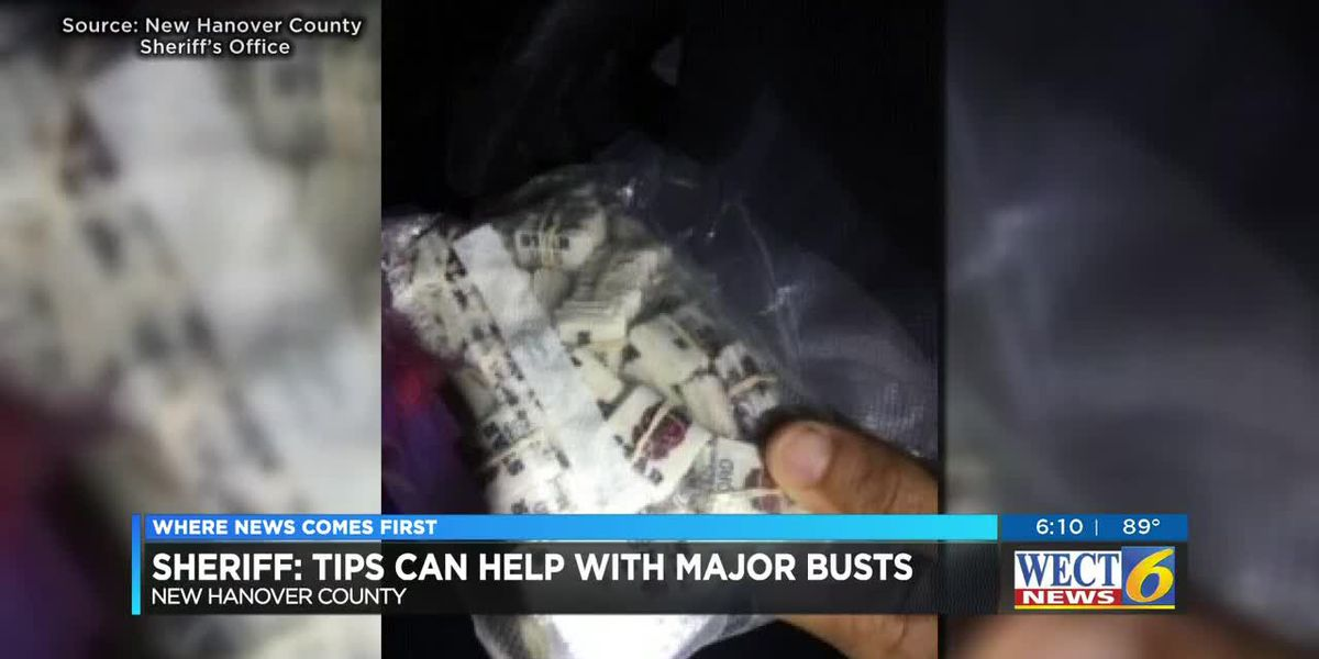Large scale heroin busts often a result of police, community working together