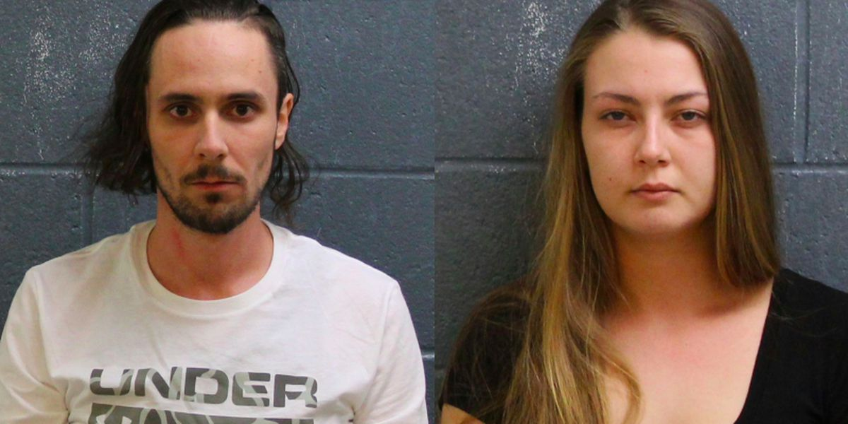 Pair accused of trying to smuggle drugs into Pender Correctional