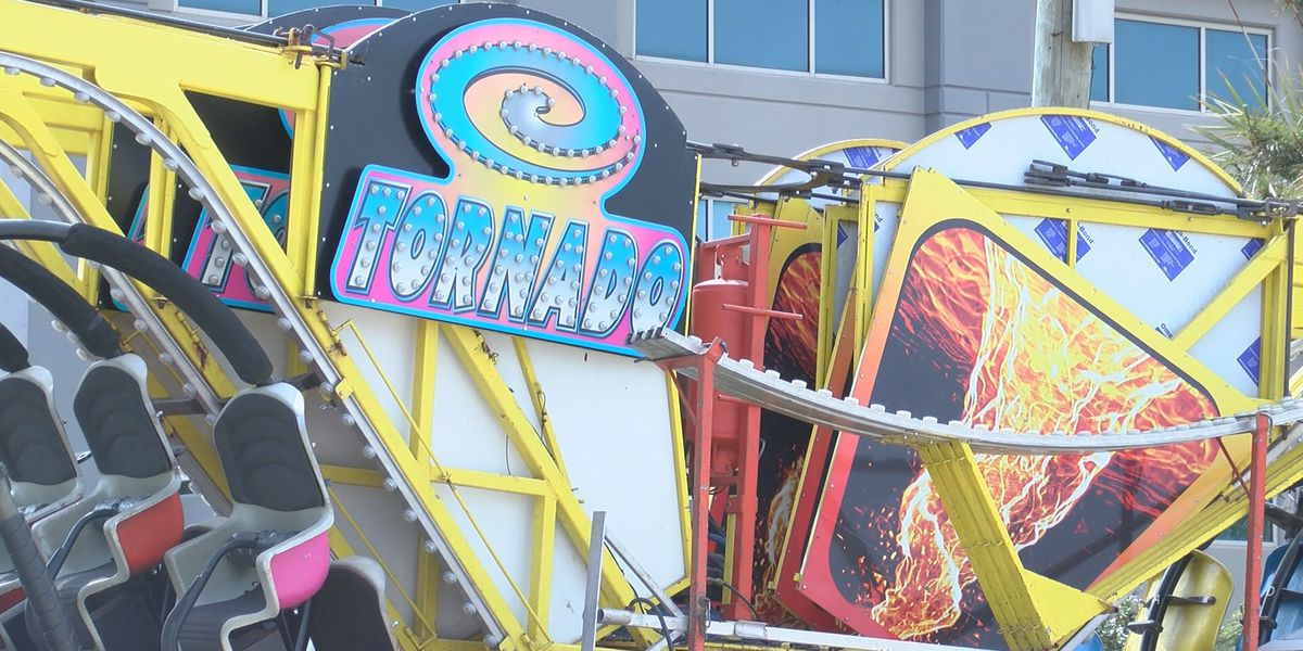 Carolina Beach boardwalk businesses prepare for amusement park return