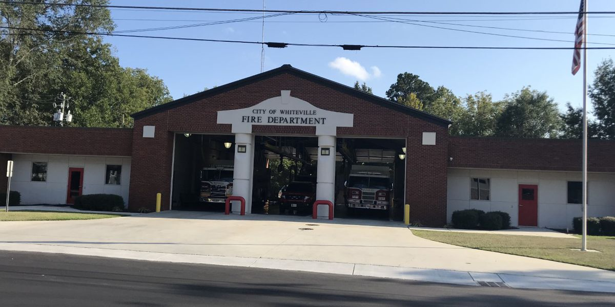 Whiteville Fire Dept. wins grants to buy water rescue boat, new gear