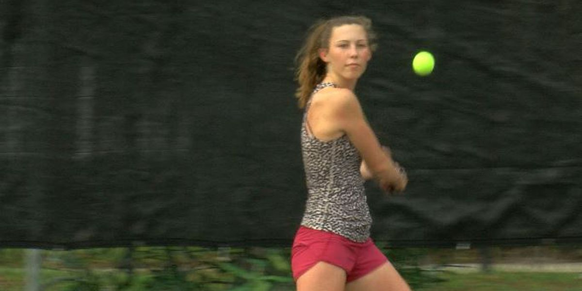 New Hanover girls tennis looking to bring home state title