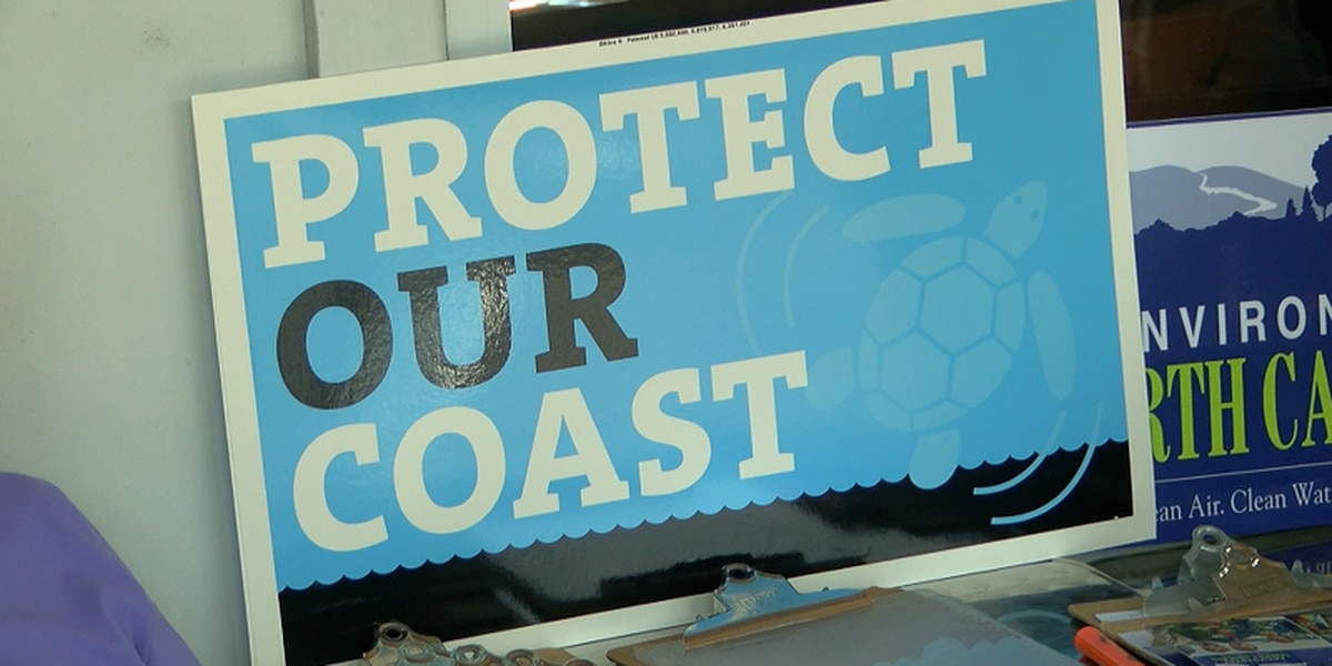 Environmental group reaches out to local businesses in fight against offshore drilling