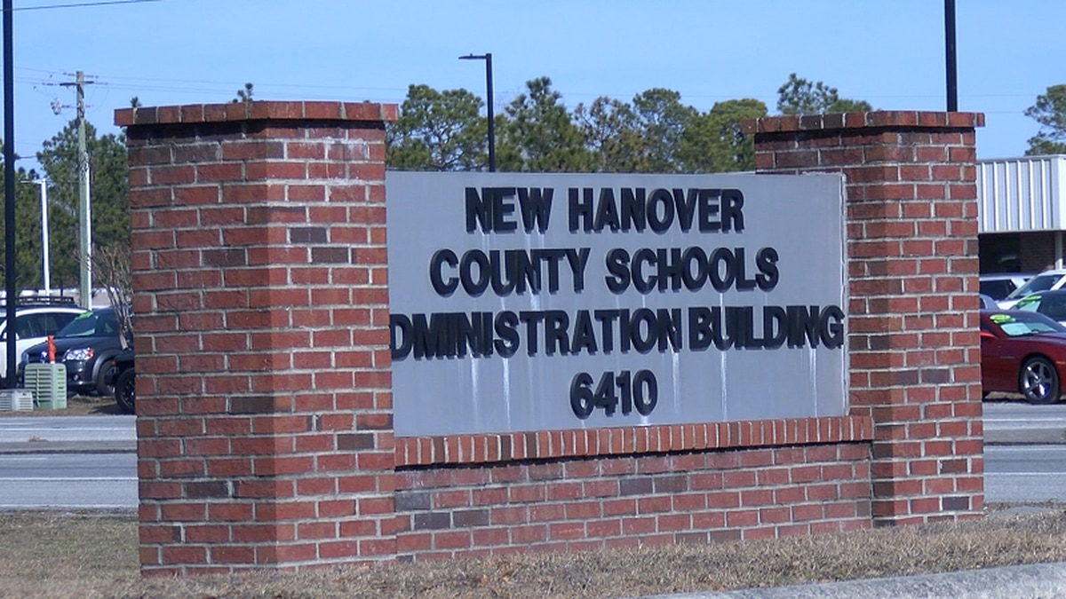 Coronavirus case is confirmed at New Hanover County Schools central administration building