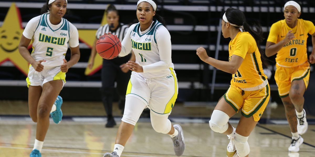 UNCW women's basketball earns road win over South Carolina State