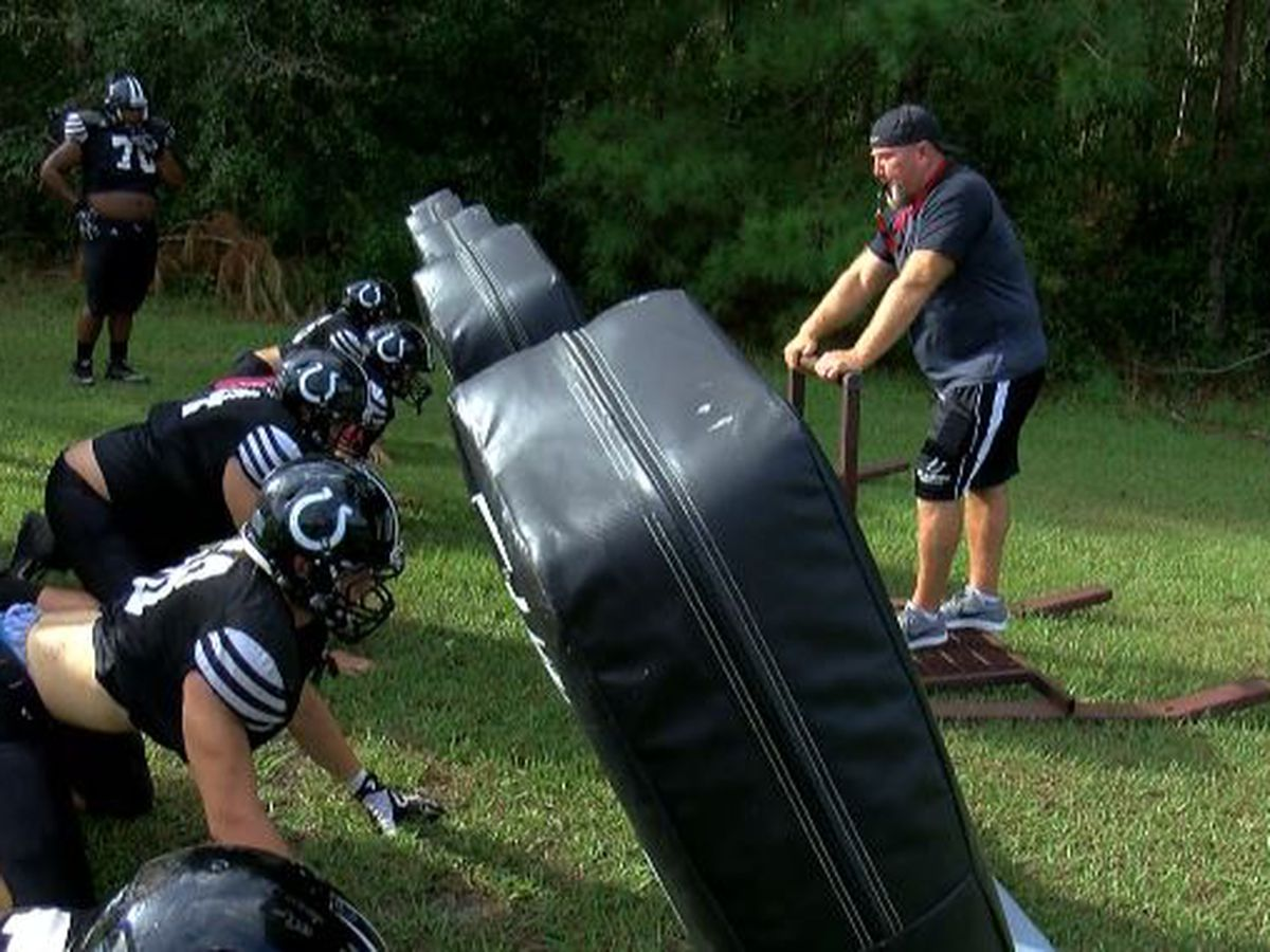 South Columbus football working toward title run