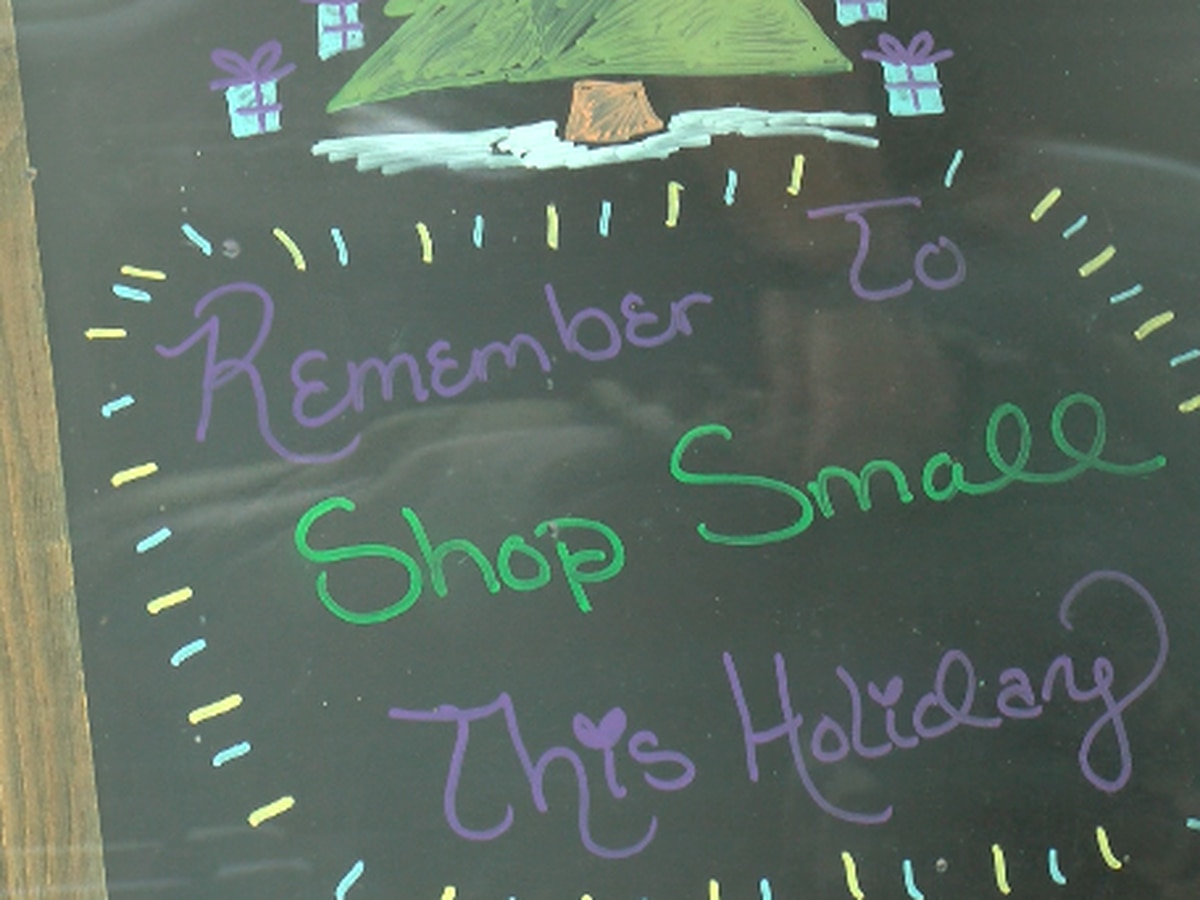Local shops participate in Cyber Monday deals
