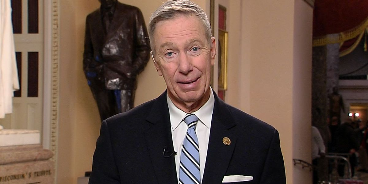 Vaccinated Mass. congressman tests positive for virus