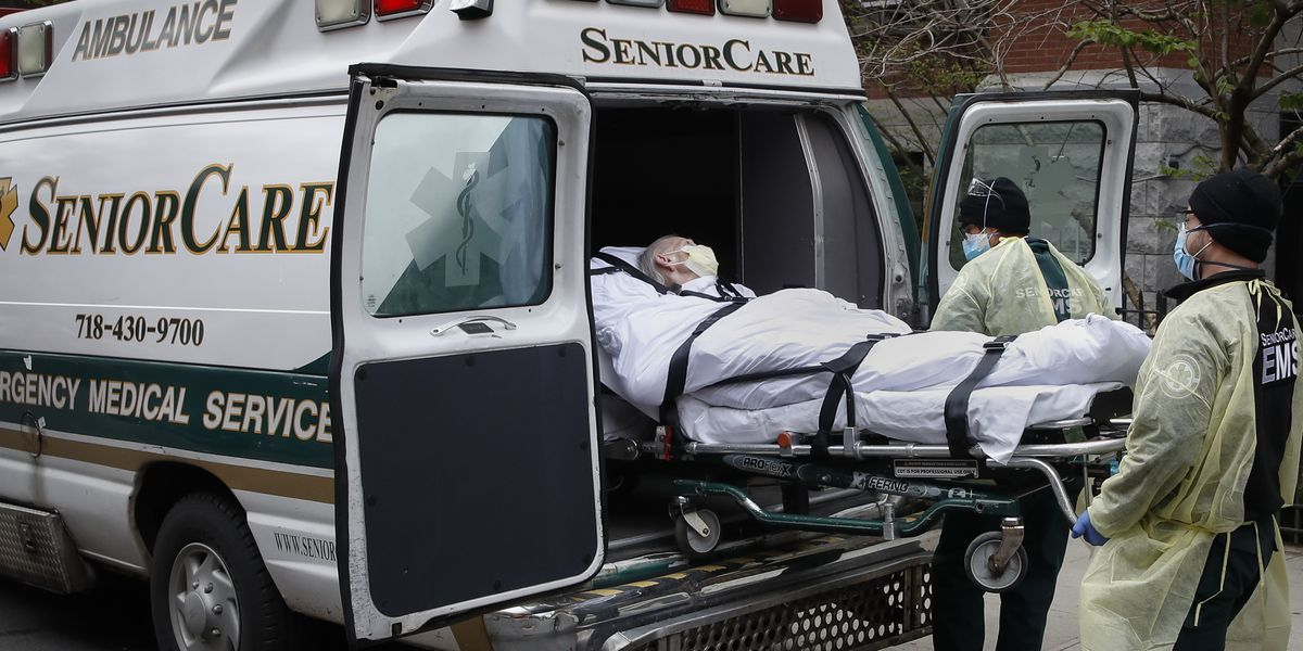 Cuomo administration 'froze' over nursing home COVID-19 data requests