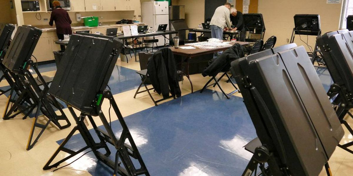 Early in-person voting begins for 2 congressional seats
