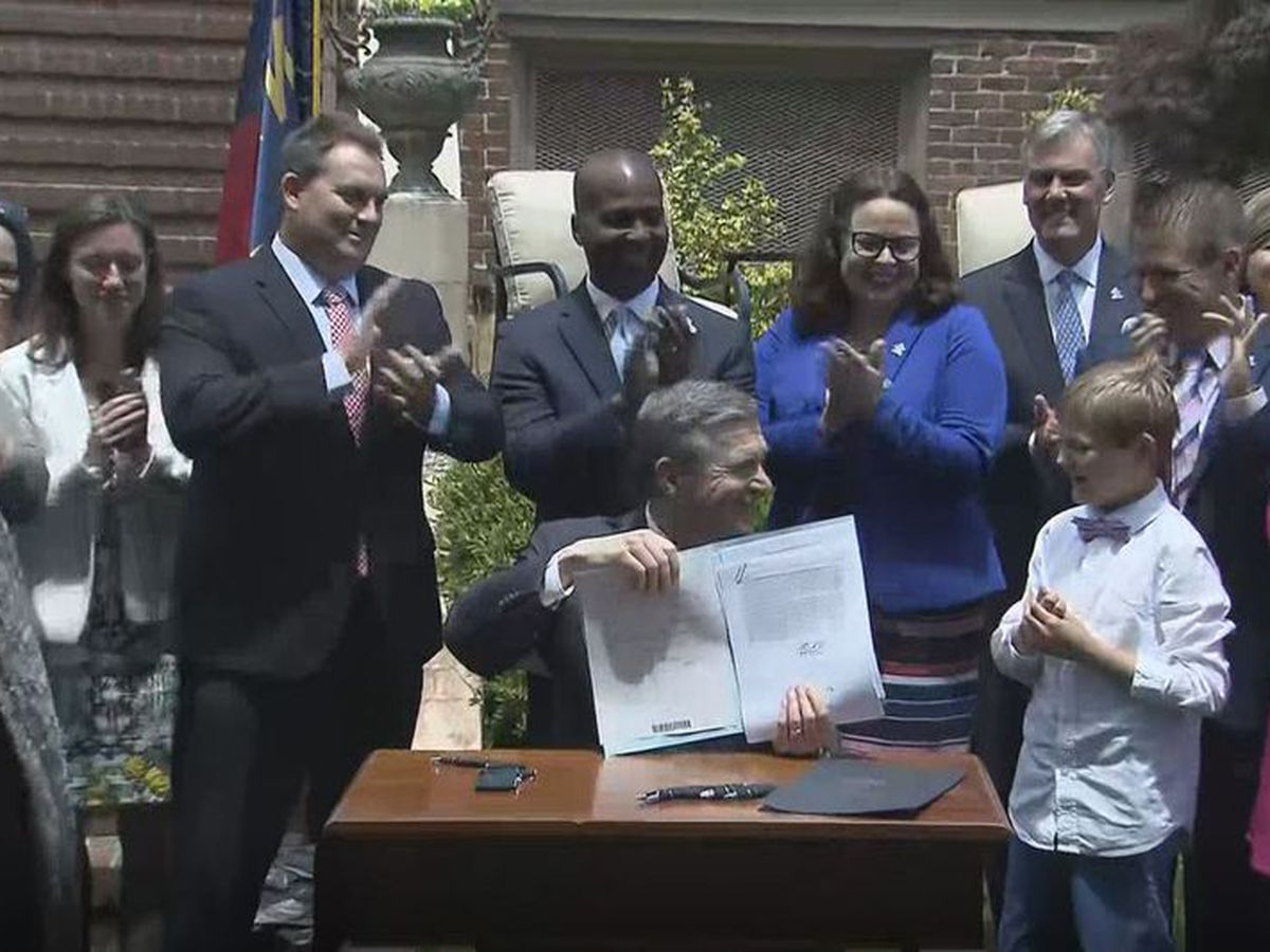 Autism accessibility bill signed into law in NC