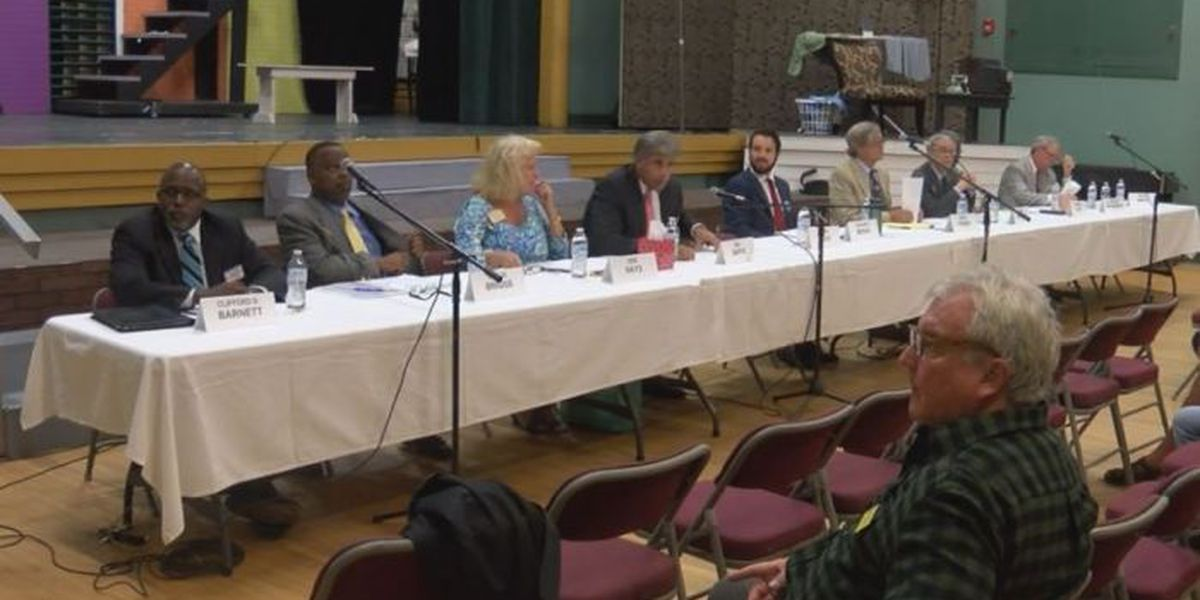 GenX, opioid addiction, short-term rentals among issues raised at candidates' forum
