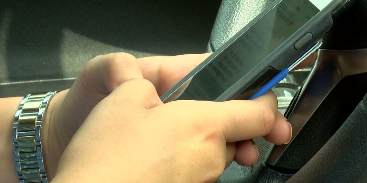 Woman shares her stories of near-fatal crashes for distracted driving awareness month