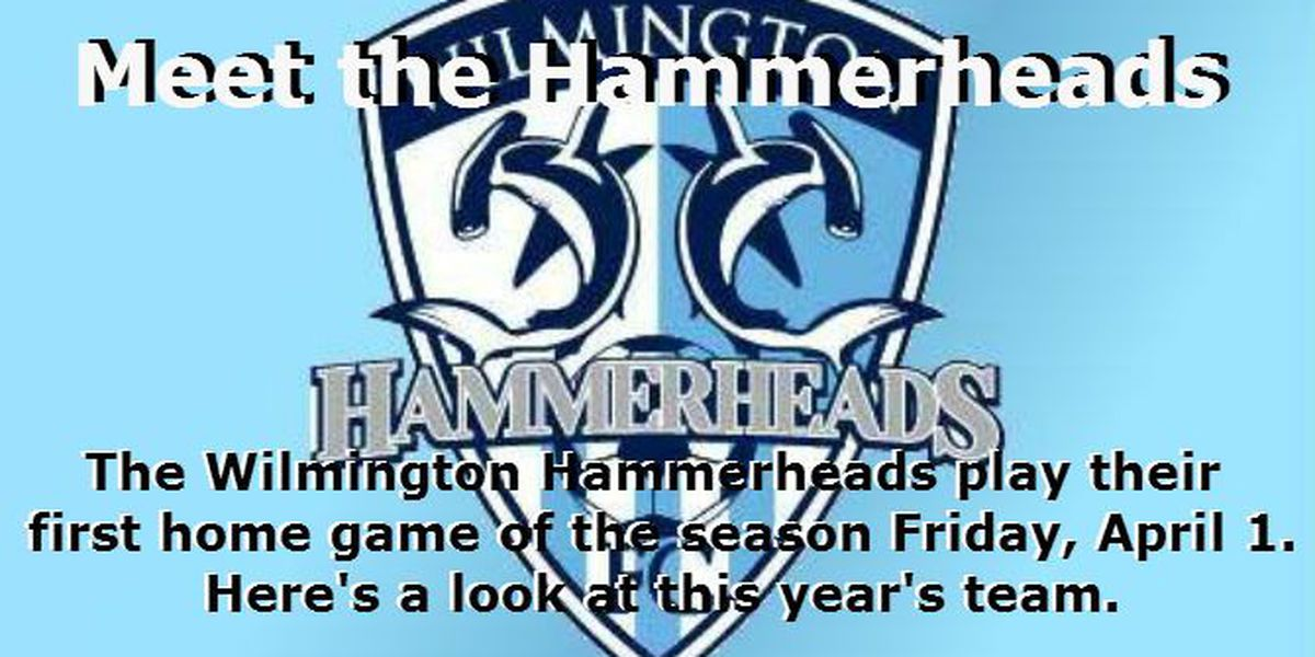 Meet the Hammerheads as they prep for their home opener