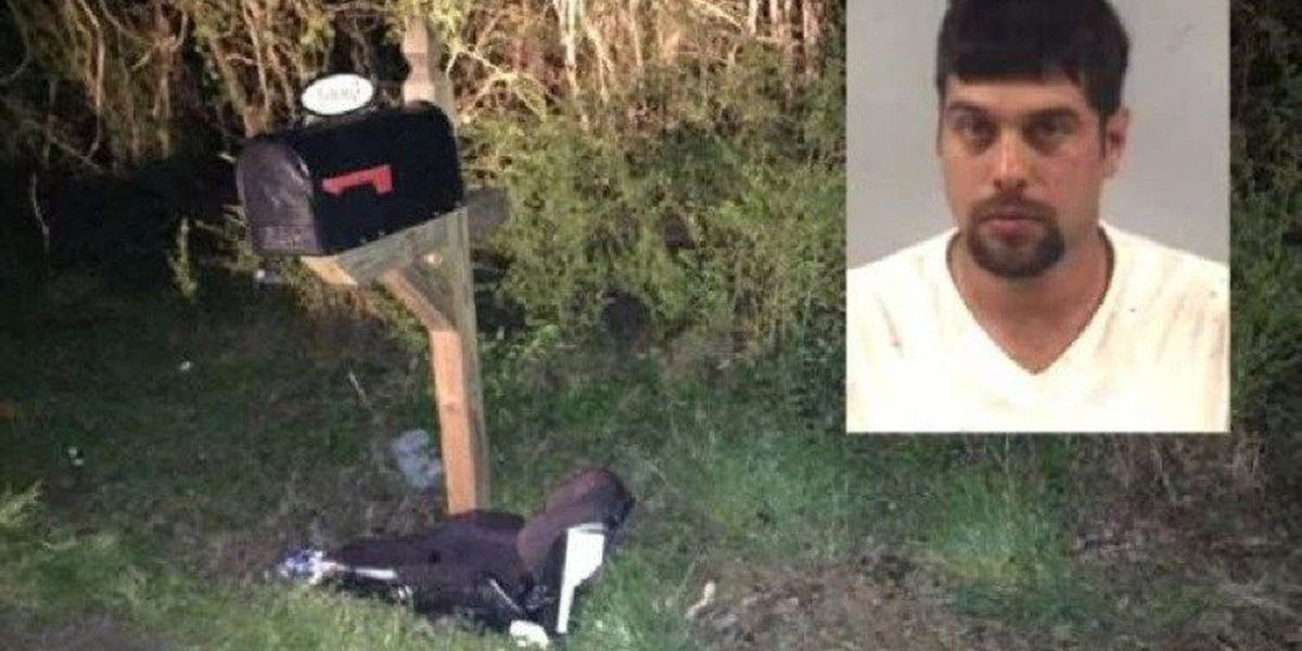 Dad faces DWI charge after flipping Jeep with baby and child inside in Johnston County