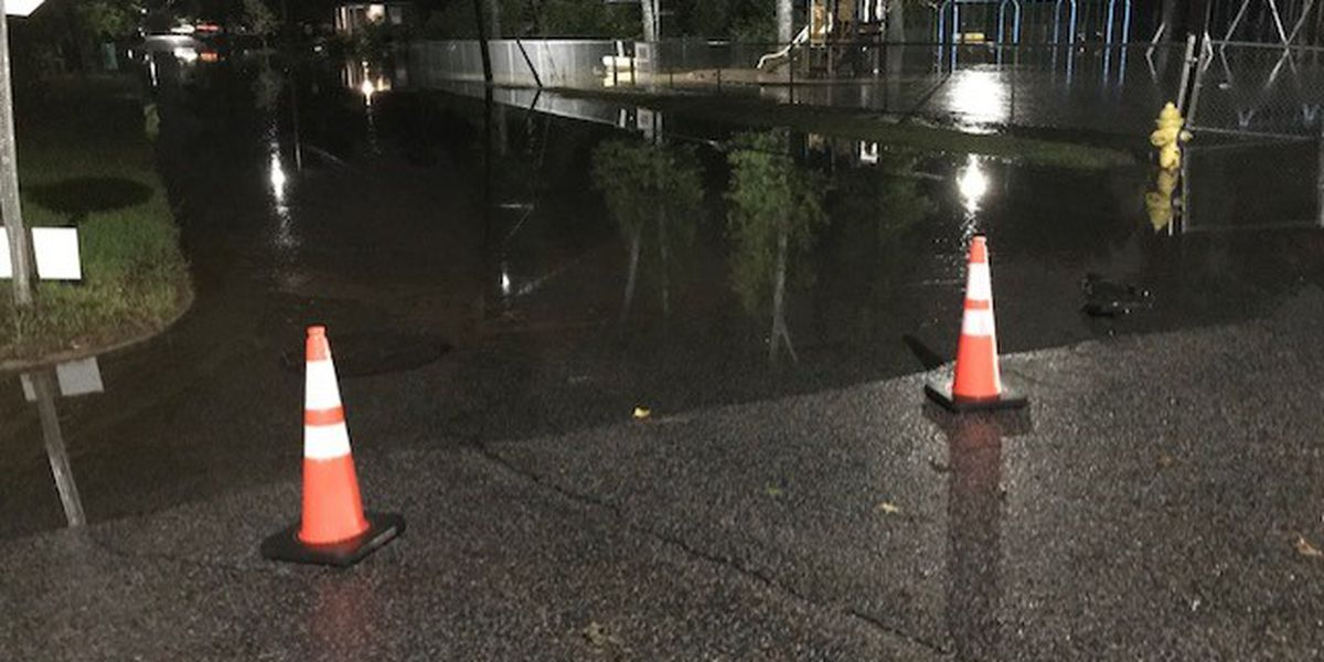 Flooding exceeds levels seen after Hurricane Florence in some parts of the region
