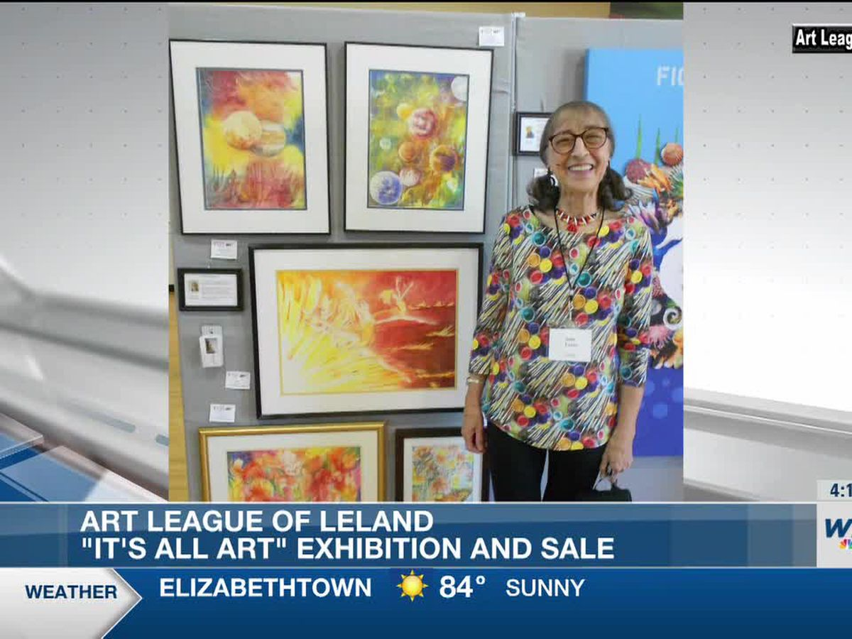 The Art League of Leland to host annual art exhibition and sale