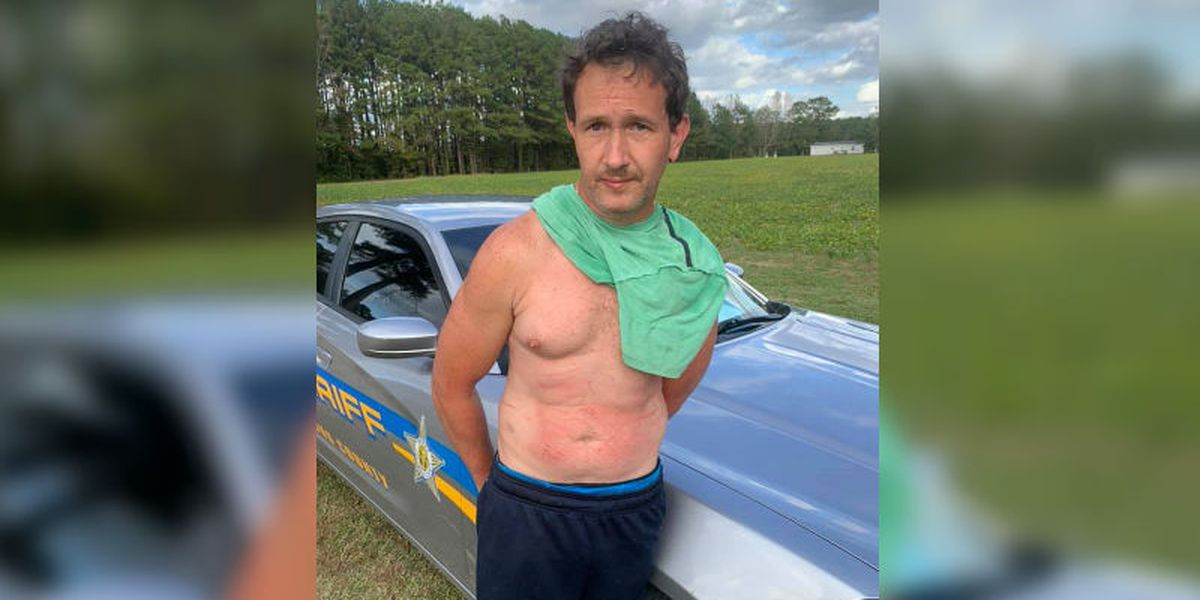 Columbus County car chase ends with suspect in custody