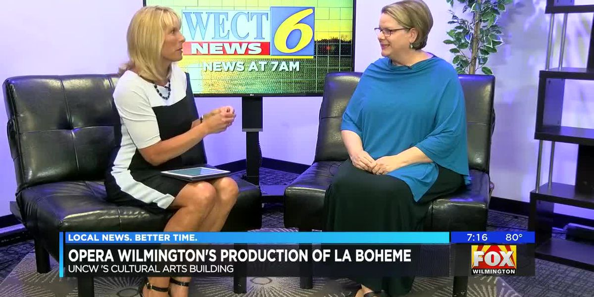 Opera Wilmington presents production of 'La Boheme'