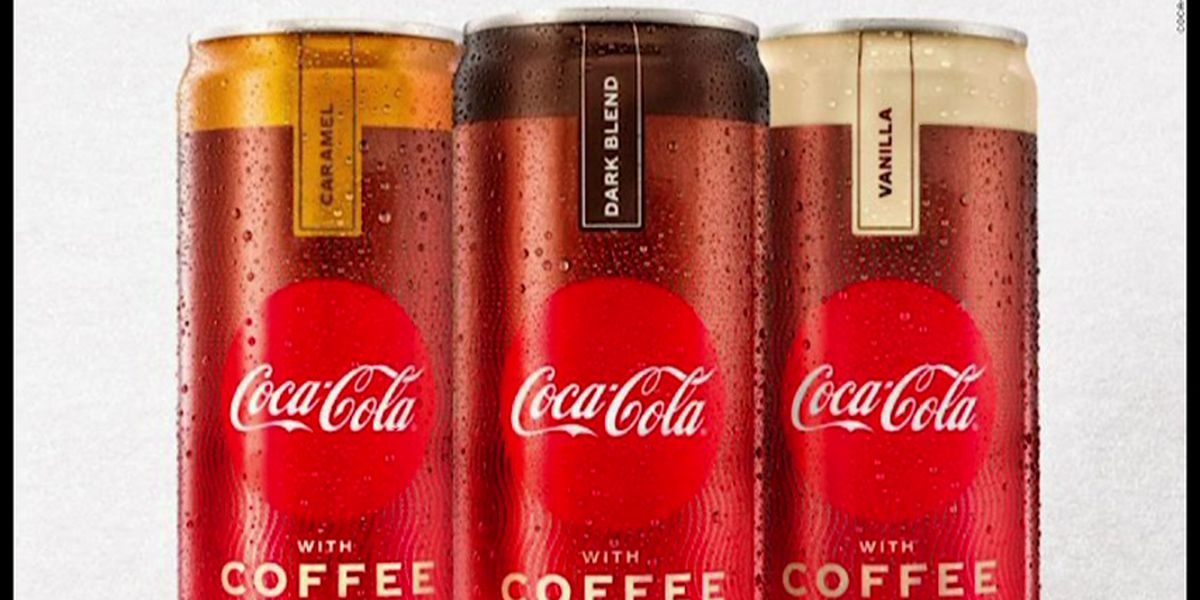 Coca-Cola to debut 'Coke with Coffee' next year