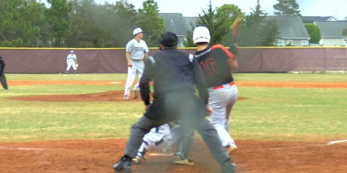 New Hanover's Brett Kemp leads Wildcats to title game of Ashley Spring Break Tournament