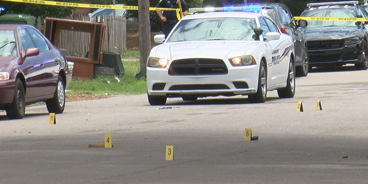 20-year-old killed in South 11th Street shooting, Wilmington police say