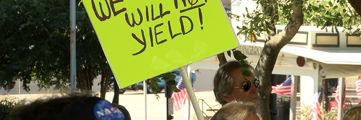 'We will not yield': Wilmington group says elected officials need to be held accountable