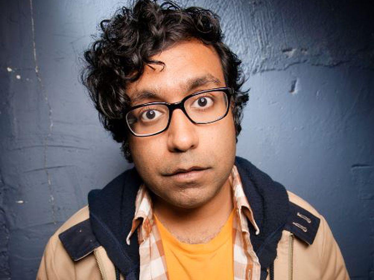 Hari Kondabolu comes back to Wilmington for shows at Dead Crow Comedy Room