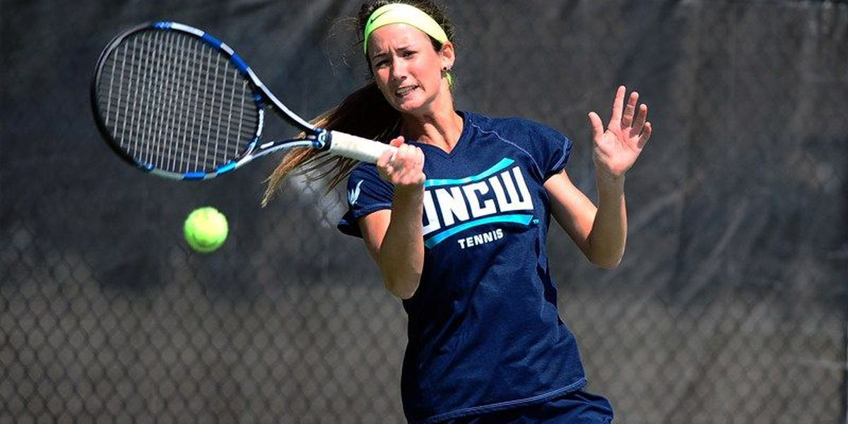 UNCW's Ritchie earns Scholar Athlete-of-the-Year award