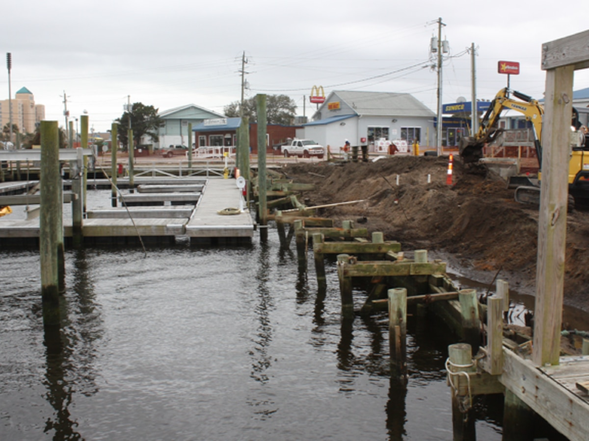 Carolina Beach gets $2.1 million grant for marina repairs caused by Hurricane Florence