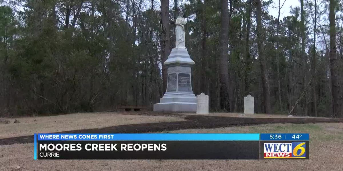 Government shutdown forces Moores Creek National Battlefield to scale back anniversary event
