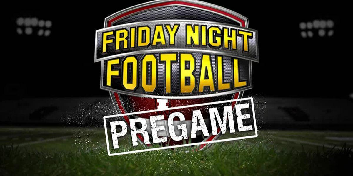 Friday Night Football Pregame week 8