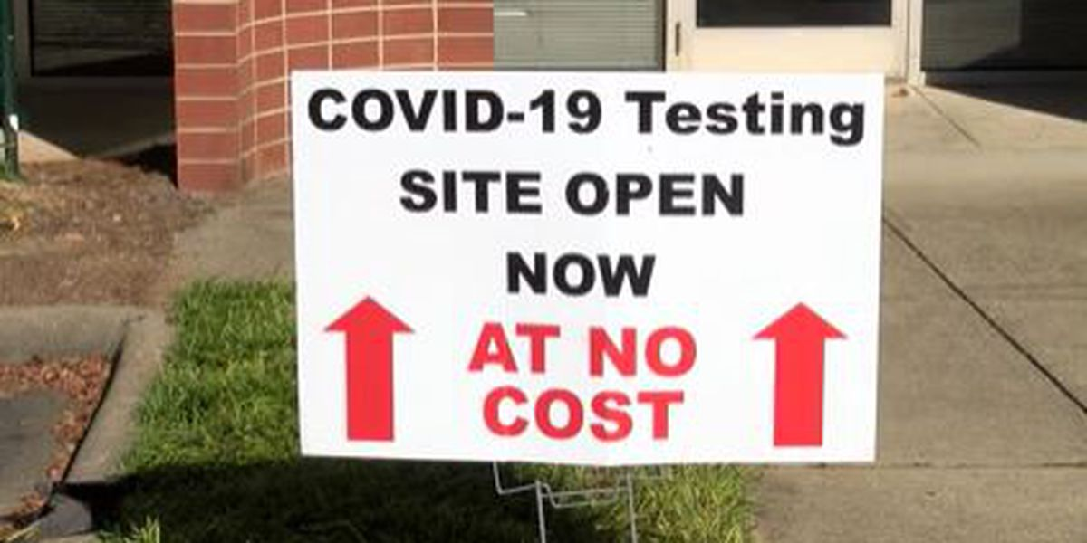 Bladen County Health Department hosting no-cost COVID-19 testing events
