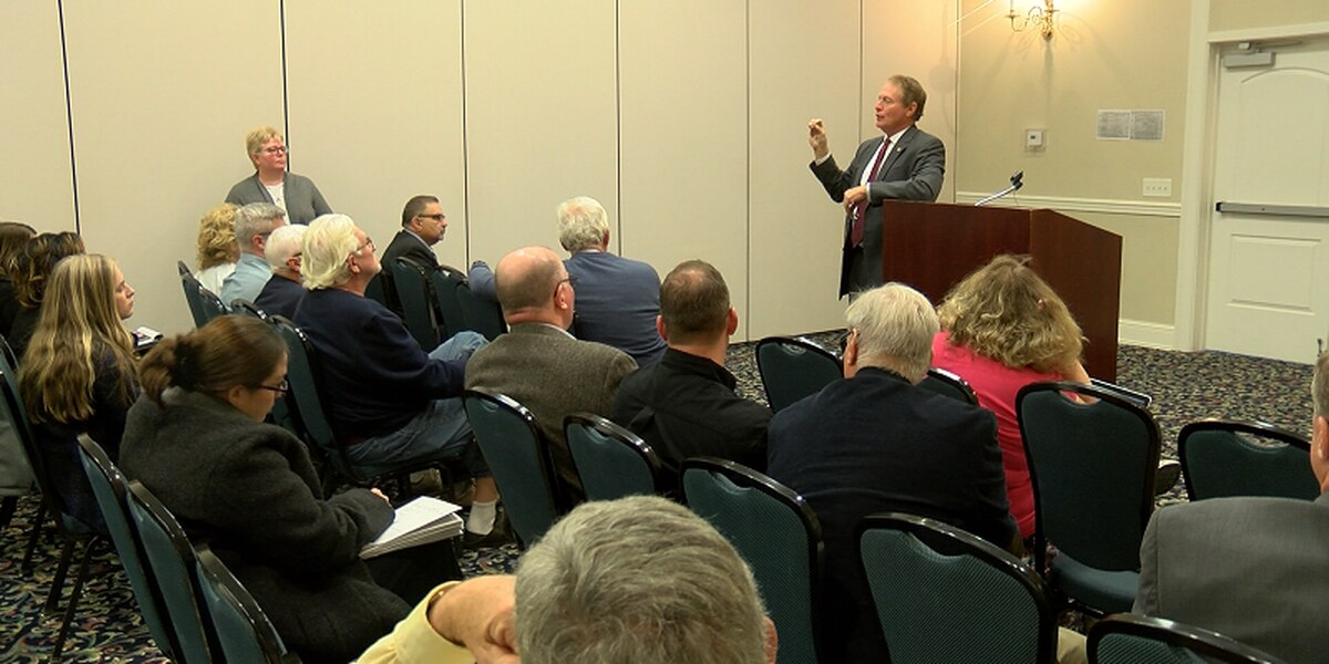Brunswick Co. Opioid Addiction Task Force unveils priorities connecting law enforcement, churches, families