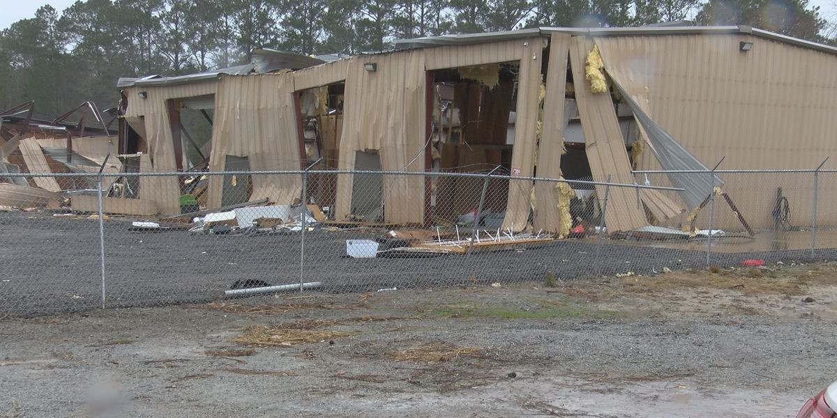 Brunswick County commissioners approve preliminary debris cleanup plan
