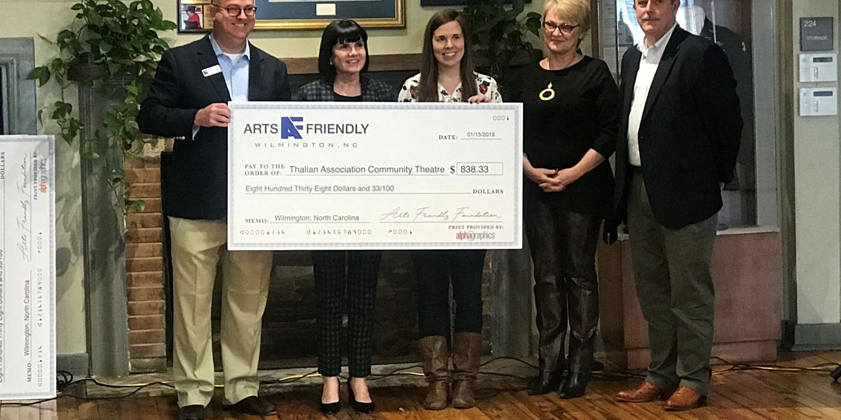 Arts Friendly Foundation raises $4k for arts programs