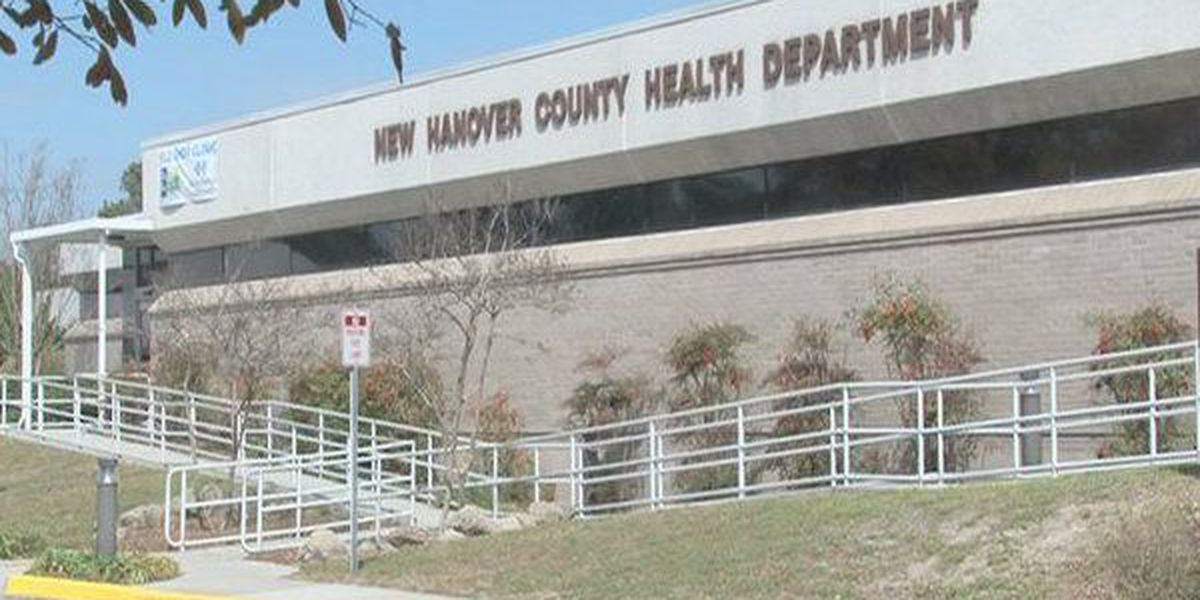 Accident causes outage for New Hanover County buildings