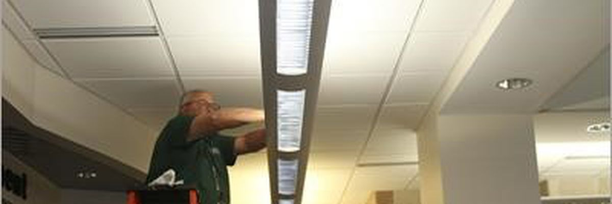 Bright idea: City giving away fluorescent light bulbs after switching to LED