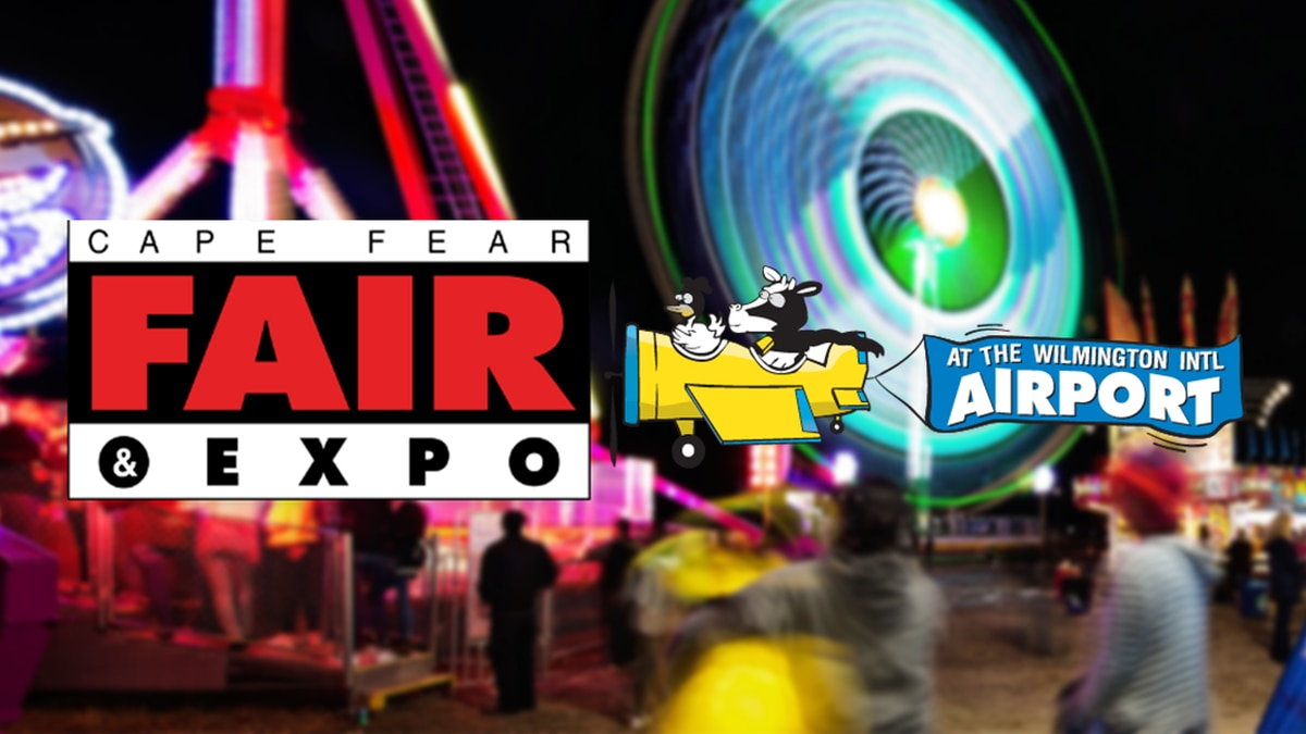 Cape Fear Fair & Expo Giveaway 10/30/19