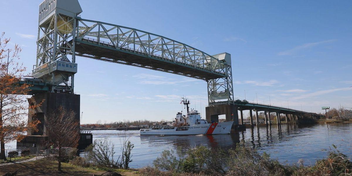 TRAFFIC ALERT: Cape Fear Memorial Bridge to open for returning Diligence