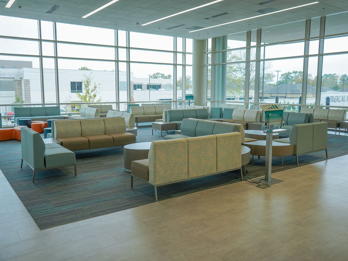 NHRMC: New Surgical Pavilion lobby set to open Tuesday