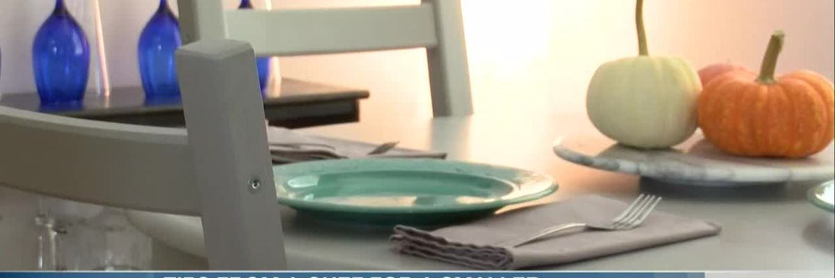 Chef offers tips for smaller but special Thanksgiving meal