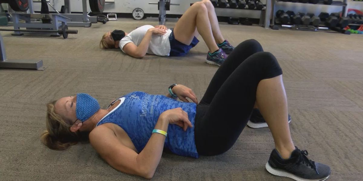 Get Fit with 6 May challenge: strengthen your core in time for Summer