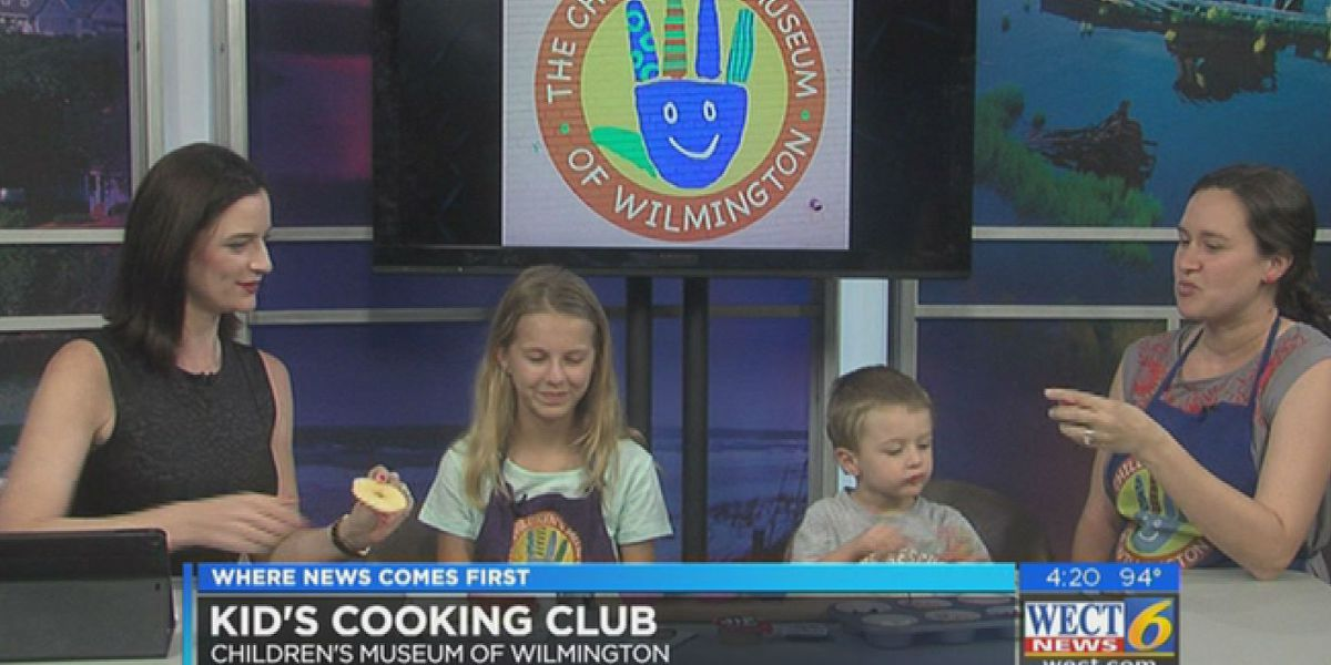First at Four: Your kids can cook, try new foods at Children's Museum