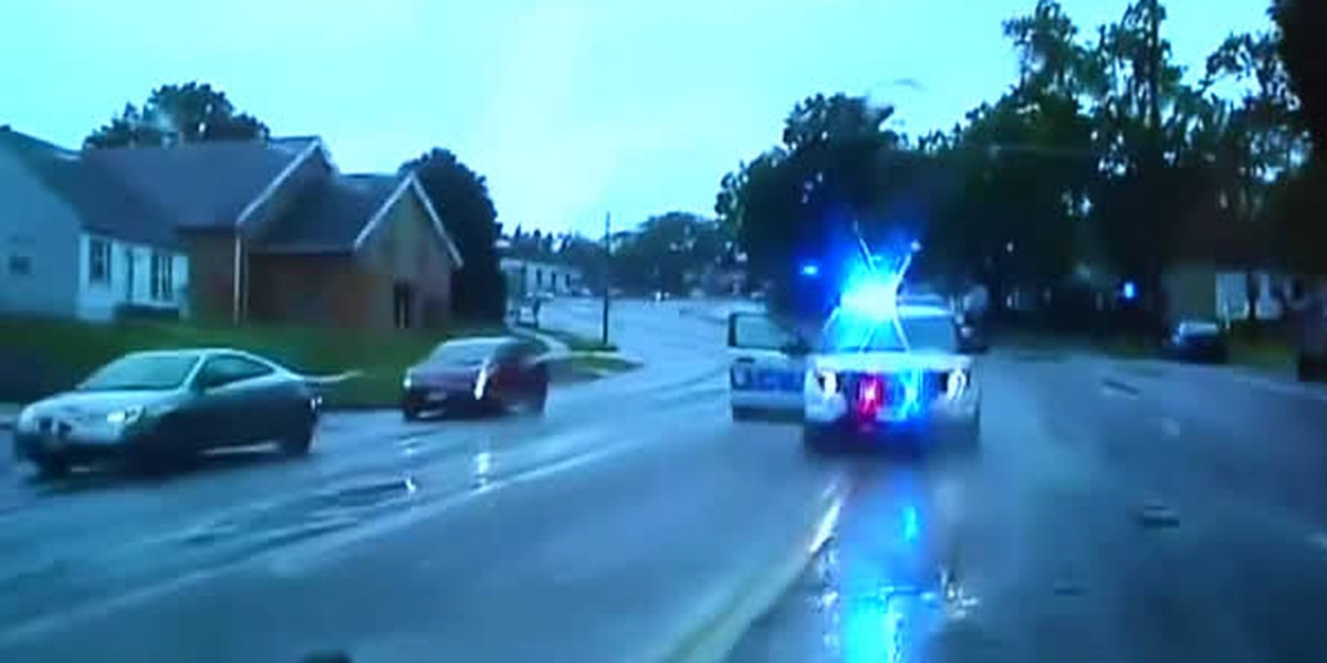 2 children dead, 10 other victims injured after stabbing suspect crashes stolen police cruiser in Dayton
