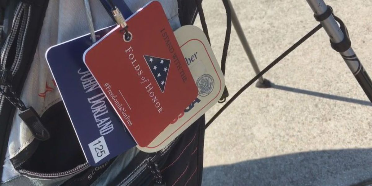 Carolina Salutes Golf Tourney benefits NC USO & Folds of Honor