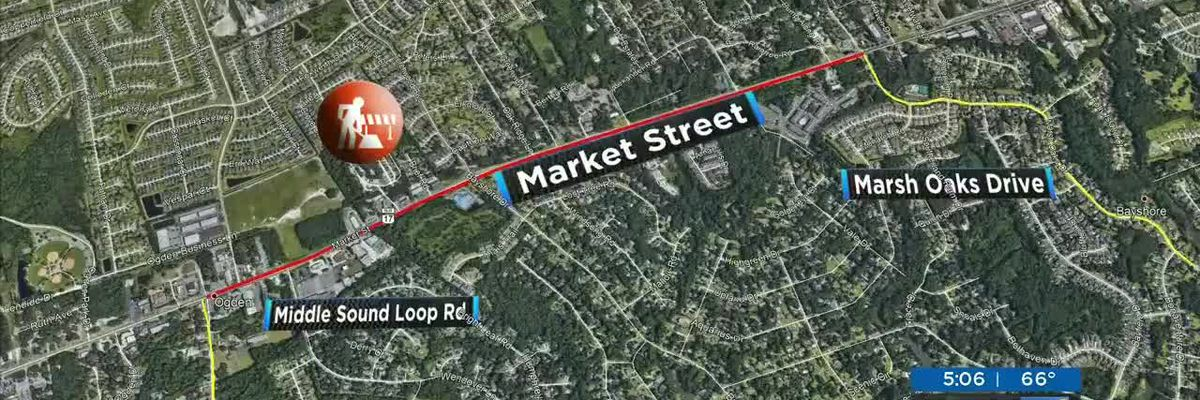 Widening of Market Street could begin in April