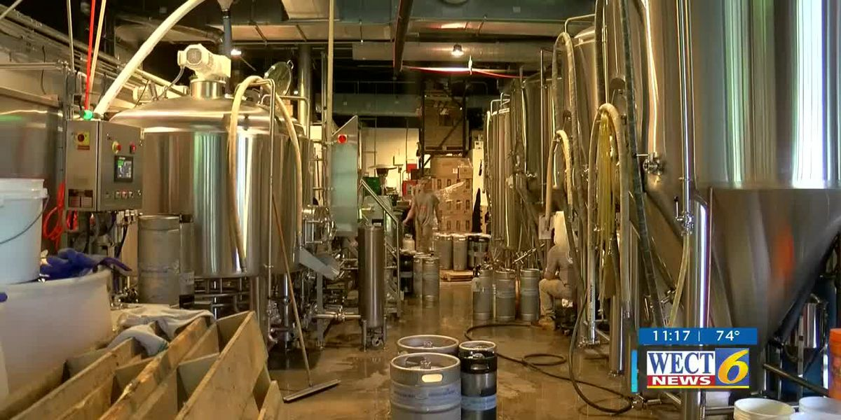 People celebrated National Beer Lovers Day in local breweries