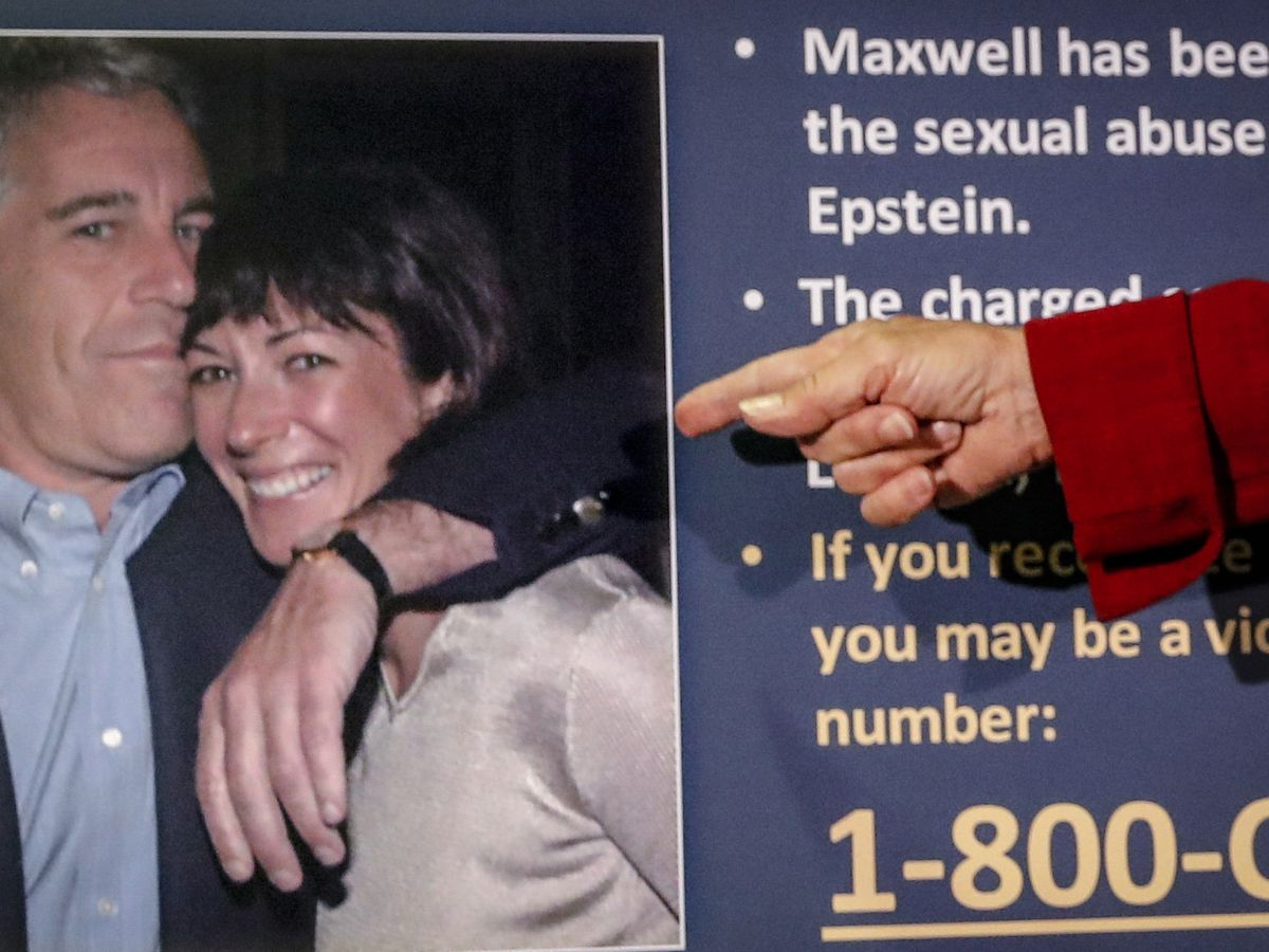 Epstein's ex-girlfriend seeks dismissal of charges she faces